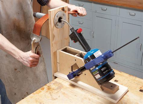 hot pipe bending popular woodworking magazine