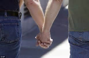 gay man  adopts  partner   avoid high