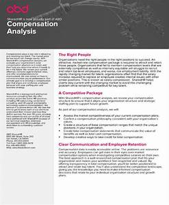 4  Compensation Analysis Templates