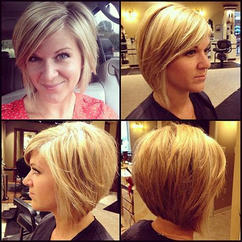 layered bob hairstyle ideas   love pretty designs