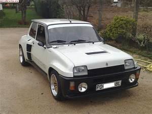 Renault 5 Turbo 2 A Restaurer : renault 5 turbo 2 venta de veh culos y coches cl sicos ~ Gottalentnigeria.com Avis de Voitures