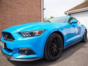 2018 Mustang Gt Grabber Blue | Convertible Cars