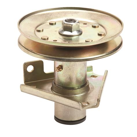 mower deck spindle replacement replacement spindle for deere 38 quot deck spindle
