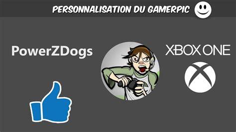 Xbox Insider Personnalisation Du Gamerpic Youtube