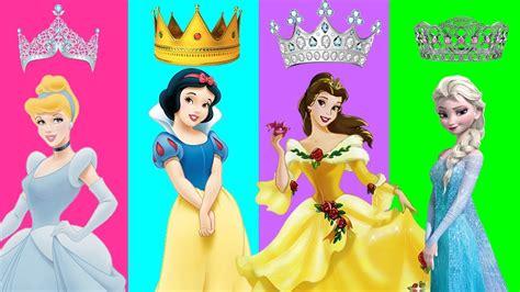 Cartoons Sun & Moon Disney Princess Wrong Crown Cinderella