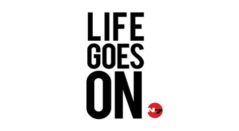 """Worldwide Itunes Release Of Naturally 7's Single """"life Goes On (let It Go)""""  Naturally 7"""