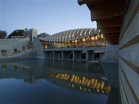 crystal bridges museum  american art arkansas  architect