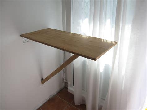 plan de travail rabattable cuisine charmant fabriquer table pliante 3 plan de travail