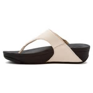 White Fit Flops Sandals for Women