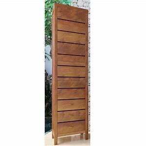 meuble haut de salle de bain teck jimbaran With meuble haut suspendu salle de bain