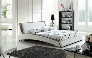 Doppelbett 200x200 Weiß : designer polsterbett lederbett doppelbett bettgestell 200x200 wei grau ~ Whattoseeinmadrid.com Haus und Dekorationen