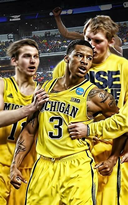 Basketball Michigan Desktop Wallpapers State Tablet Phone