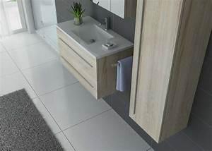 meuble simple vasque bois idee interessante pour la With wc suspendu couleur gris 11 salle de bain complate achat vente salle de bain