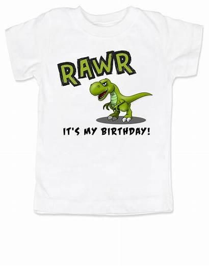 Birthday Toddler Rawr Vulgarbaby Rad Personalized Its
