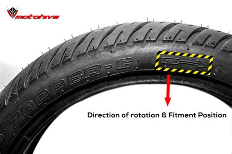 Motorcycle Tyres Decoded