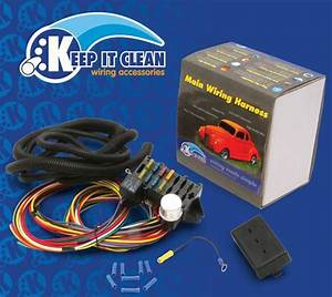 Keep It Clean Procomp Wiring Harnesses 191631