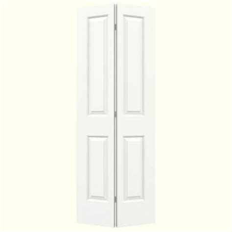 jeld wen smooth  panel hollow core molded interior closet