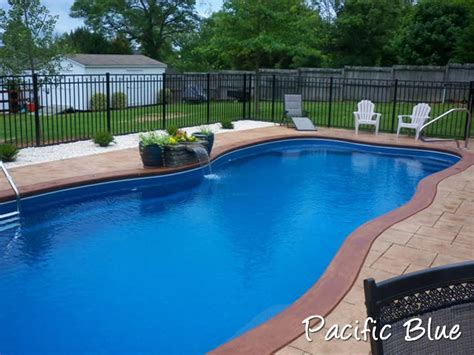 pool color awesome pools swimming pool colors for your awesome