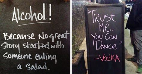 22 Hilarious Bar Signs That Will Definitely Get You In. #6