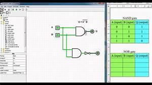 2  Basic Logic Gates - Nand Gate Nor Gate