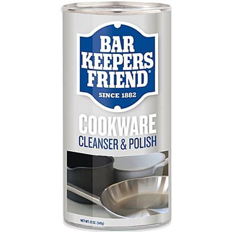 bar friend cleaner keepers cookware cleaners keeper cleanser pots pans cleaning ounce bedbathandbeyond polish powder popsugar household walmart supplies rust