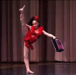 Dance Moms Nia Solo