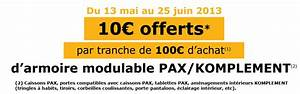 Promo Castorama 15 Par Tranche De 100 : alerte promo pax komplement 10 offerts par tranche de ~ Dailycaller-alerts.com Idées de Décoration
