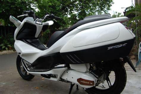 Motor Matic Modif Simple by Doctor Matic Klinik Spesialis Motor Matic Honda Pcx Modif