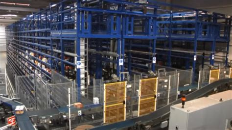 perfecting warehouse automation   turn conveyco