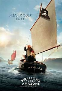 Swallows And Amazons  2016  Poster  1