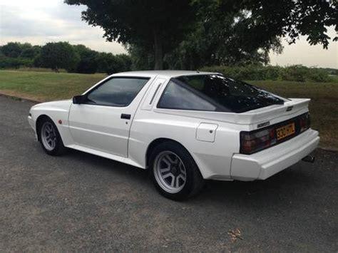 For Sale (1988) Mitsubishi Starion Wide Body Turbo