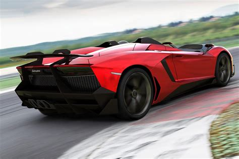 lamborghini aventador j lamborghini aventador j is a one off speedster for a very