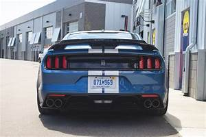 2019 Mustang Shelby GT350 Gets GT350R Rear Sway Bar