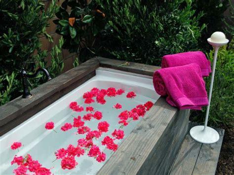 garten badewanne entspannende badewanne im garten genie 223 en