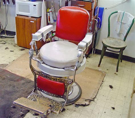 siege barbier des fauteuils pas comme les autres