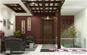 Beautiful, Home, Interior, Designs, By, Green, Arch, Kerala