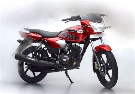 Tvs Max 125 Image by Tvs 125 Launched In India