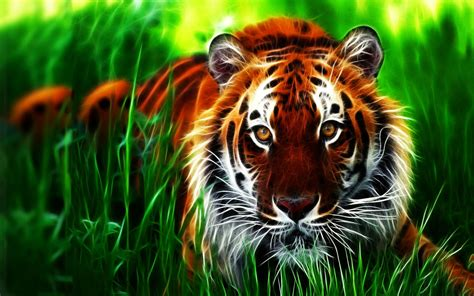 3d Animated Tiger Wallpapers - best 3d animal wallpaper hd animated animal wallpaper