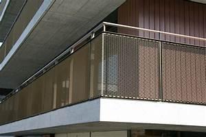streckmetall gelander metallpfister garten und balkon With französischer balkon mit garten laser qvc