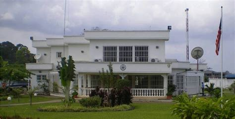 Diplomatic missions in Malabo