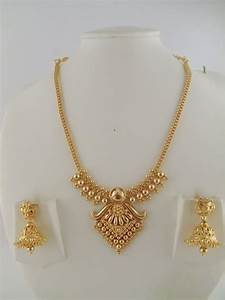 1gm Gold Jewelry Necklace Sets, 1 Gm Gold Chain - RD ...