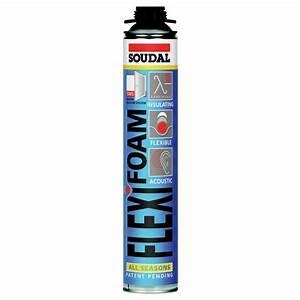 Bombe Mousse Polyuréthane Prix : mousse polyur thane flexifoam bombe pistolable soudal ~ Premium-room.com Idées de Décoration