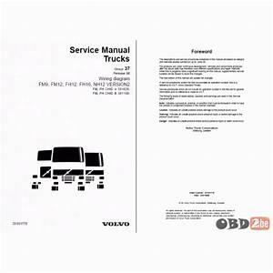 Volvo Fm7 9 10 12  Fh12 16  Nh12 Wiring Diagrams  Volvo