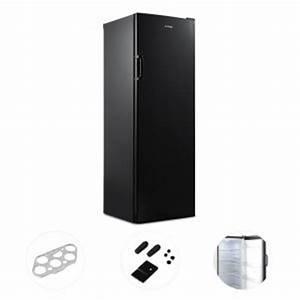 Refrigerateur Noir 1 Porte : refrigerateur 1 porte noir comparer 137 offres ~ Melissatoandfro.com Idées de Décoration