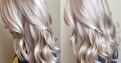 My Blonde Bombshell @ekern93 Came Today For A Toner And