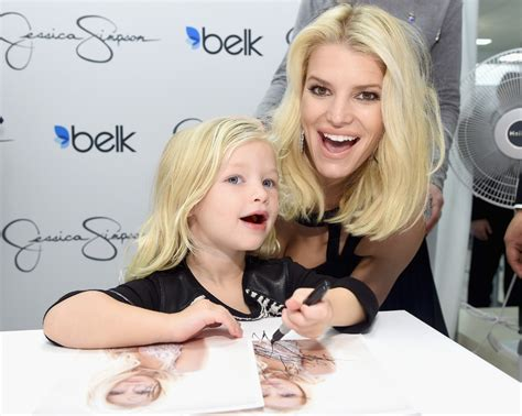 Jessica Simpsons Daughter Looks So Grown Up And Just