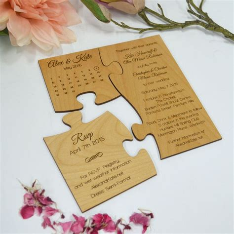 67 best images about Unique Wedding Invitations on