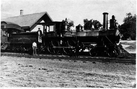 colony railroad