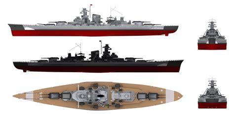kill nazi germanys super battleship