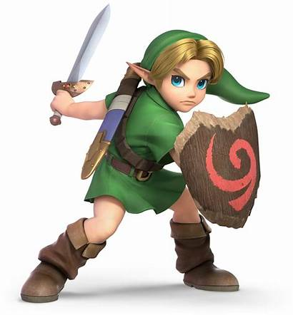Link Young Super Mario Ssbu Wiki